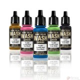 Game Color Wash Vallejo