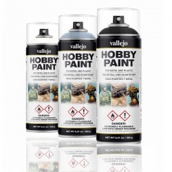 Hobby Spray Paint Vallejo -Primer-