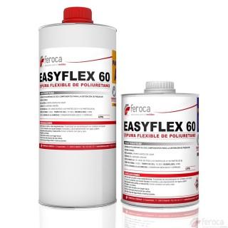 EASYFLEX 60 -Flexible Polyurethane Foam-