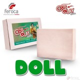 Cosclay Doll Angelic Rose Lite -Arcilla Polimérica flexible-