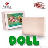 Cosclay Doll Warm Beige  -Arcilla Polimérica flexible-