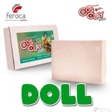 Cosclay Doll Warm Beige  -Arcilla Polimérica flexible-