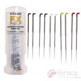 Agujas para perforar pelo -rooting needles-