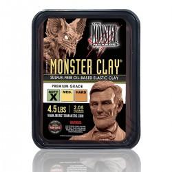 Monster Clay SOFT -Plastilina de Modelado Profesional-