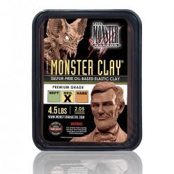 Monster Clay MEDIUM -Professional Modeling Plasticine-