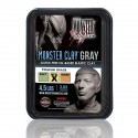Monster Clay GRAY MEDIUM -Plastilina de Modelado Profesional-