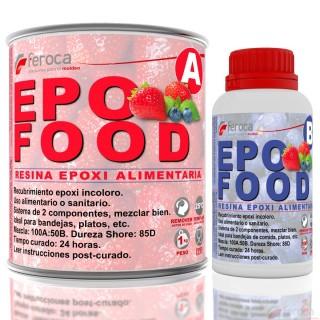 EpoFood -Colorless Food Epoxy-