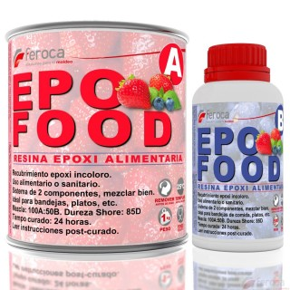 EpoFood -Epoxy de alimentos incolores-