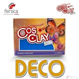 Cosclay Deco Blue  -Arcilla Polimérica flexible-