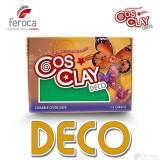 Cosclay Deco Green  -Arcilla Polimérica flexible-