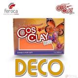 Cosclay Deco Orange  -Arcilla Polimérica flexible-