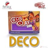 Cosclay Deco Purple  -Arcilla Polimérica flexible-