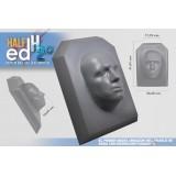Armazón Media Máscara Rellenable de Agua ED HEAD H2.0