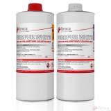 Feropur PR55 WHITE -Resina Poliuretano Blanca-
