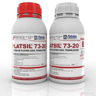 PlatSil 73-20 -Silicona de Platino-