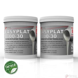 EASYPLAT 00-30 -Silicone de platina para moldes-
