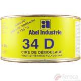 Desmoldeante 34D Cera desmoldeante en pasta