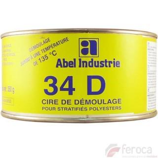 Mold release wax 34D