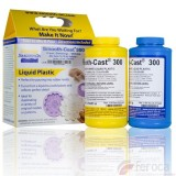 Smooth-Cast® 300 -Resina de Poliuretano Blanco Puro-