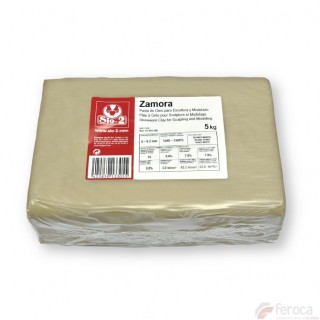 Sio-2 Gres Zamora Clay