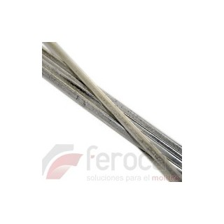 Tin / Bismuth Rod