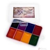 Bluebird FX  Brights Palette -8 colores-
