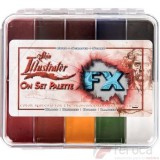 Skin Illustrator On Set FX Palette
