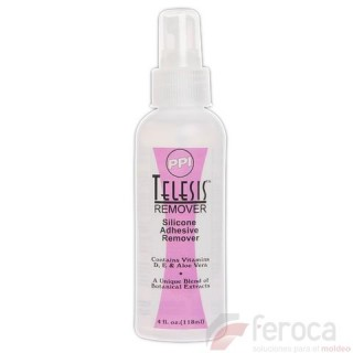 Telesis Silicone Remover -Limpiador-