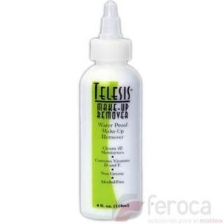 Telesis Silicone Make-Up Remover -Limpiador-