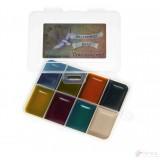 Bluebird FX Transparent Palette -8 colores-