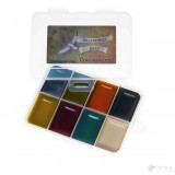 Bluebird FX ­Transparent Palette -8 colores-