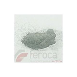 Carga metálica em pó de alumínio