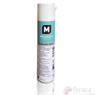 Molykote Separator Spray - Silicone Demolding Spray -