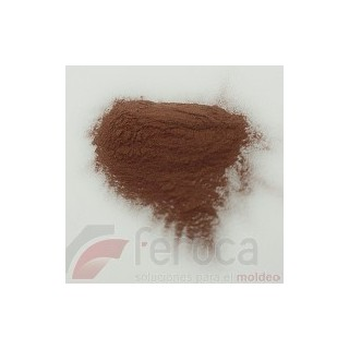 Copper powder metal load