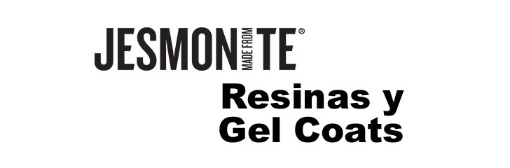 Jesmonite Resinas y Gel Coats