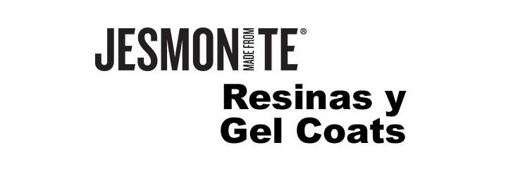 Resinas de Jesmonite e Jalecos de Gel
