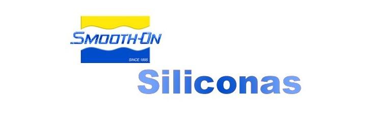 Siliconas Smooth-On