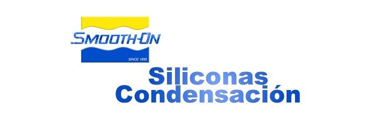 Siliconas de Condensación (catalizador de estaño)