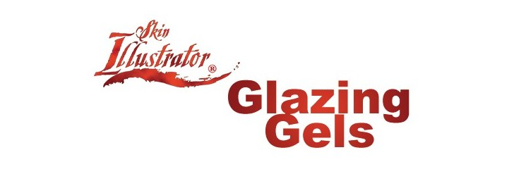 Skin Illustrator Glazing Gels