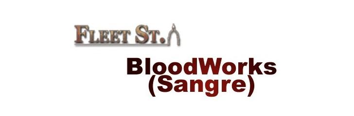 Fleet Street Bloodworks (sangue)