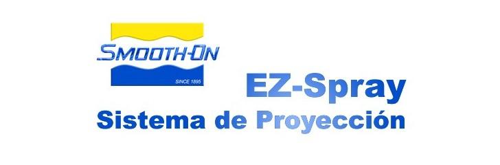EZ-Spray. Sistema de Proyección