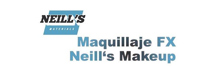 Maquiagem de Neill - Maquiagem FX-