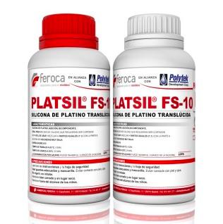 Silicona Platsil FS 10
