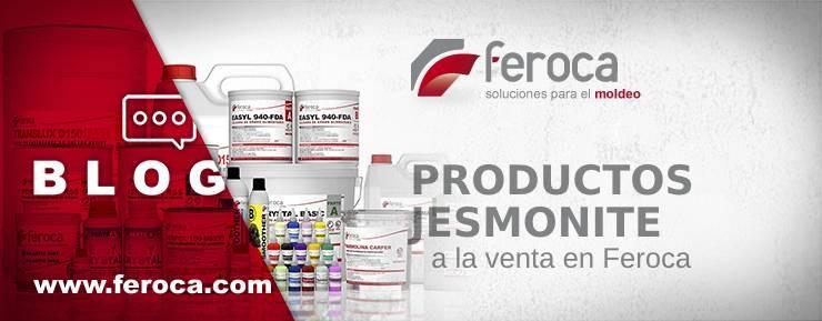 Jesmonite, la resina ecológica Nº1 en el mundo, a la venta en Feroca